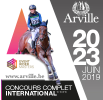 Arville concours complet-Equihorse